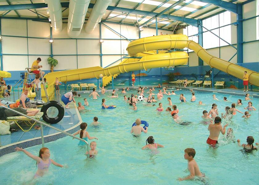 Golden Palm Resort - Holiday Park in Skegness, Lincolnshire, England