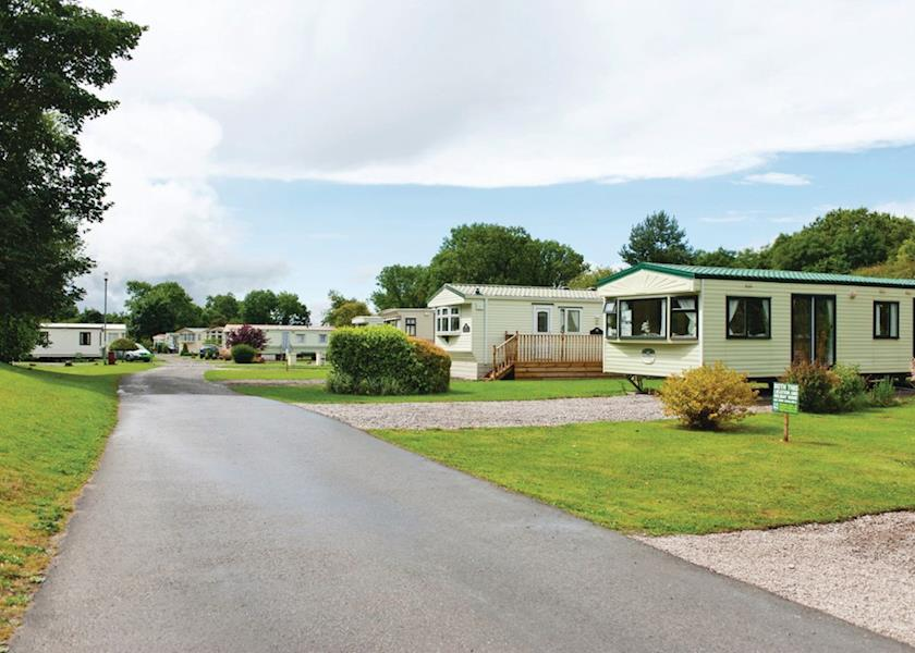 Parc Farm Holiday Park - Holiday Park in Mold, Denbighshire, Wales