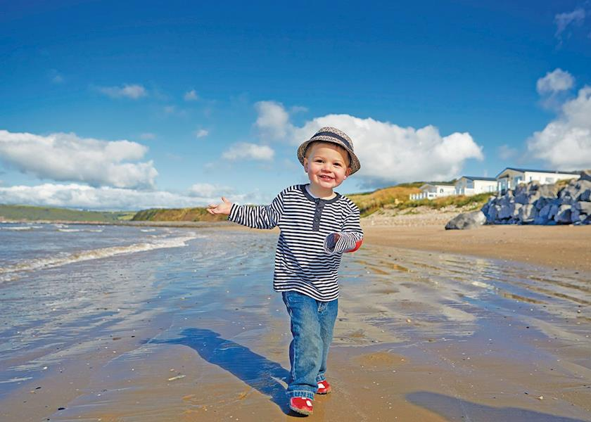 Carmarthen Bay - Holiday Park in Kidwelly, Carmarthenshire, Wales