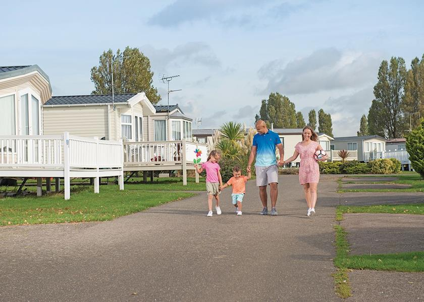 Coopers Beach - Holiday Park in Colchester, Essex, England