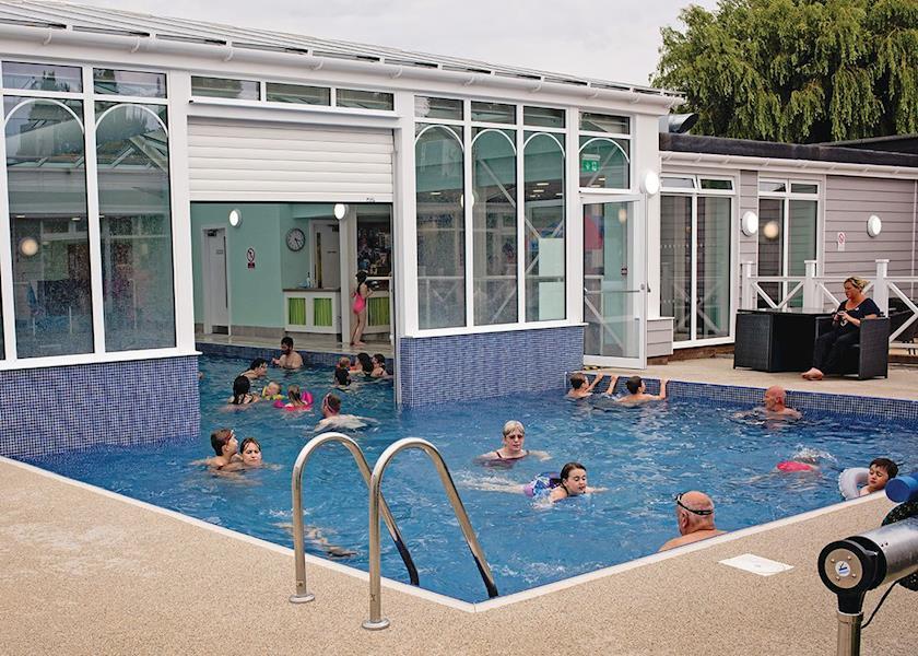 Manor Park Holiday Village - Holiday Park in Hunstanton, Norfolk, England