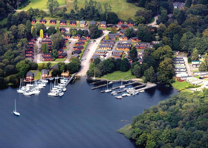 White Cross Bay - Holiday Park in Windermere, Cumbria, England