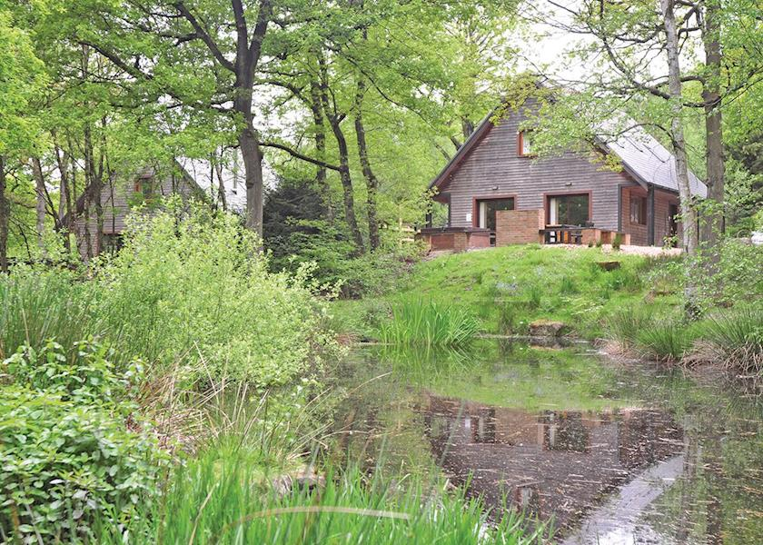 Ramshorn Estate Woodland Lodges - Holiday Park in Stoke-On-Trent, Staffordshire, England
