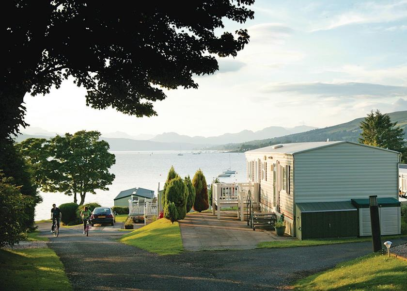 Rosneath Castle Park - Holiday Park in Argyll, Dunbartonshire, Scotland