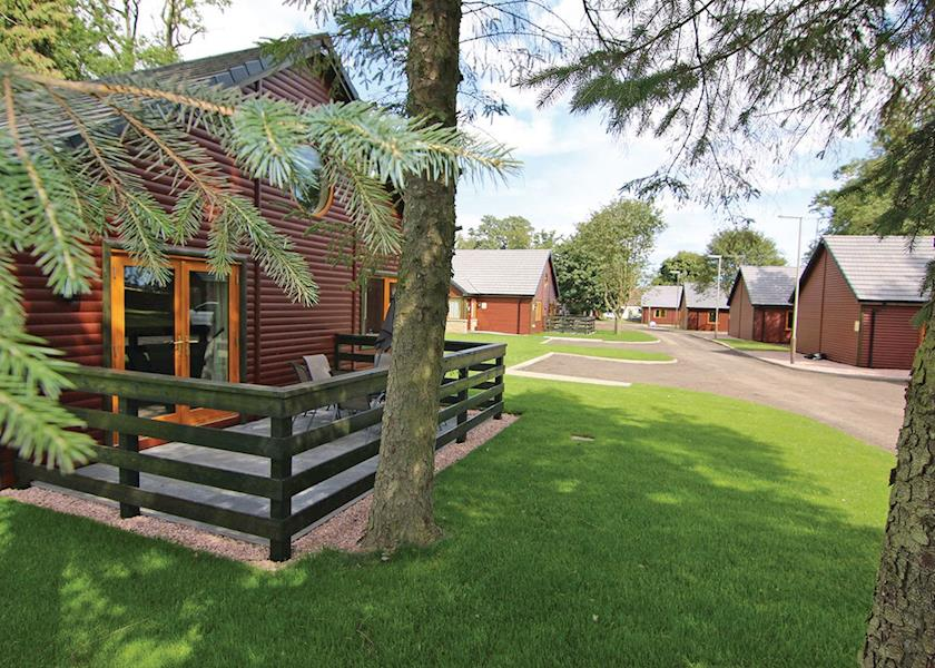 St Andrews Forest Lodges - Holiday Park in St. Andrews, Fife, Scotland