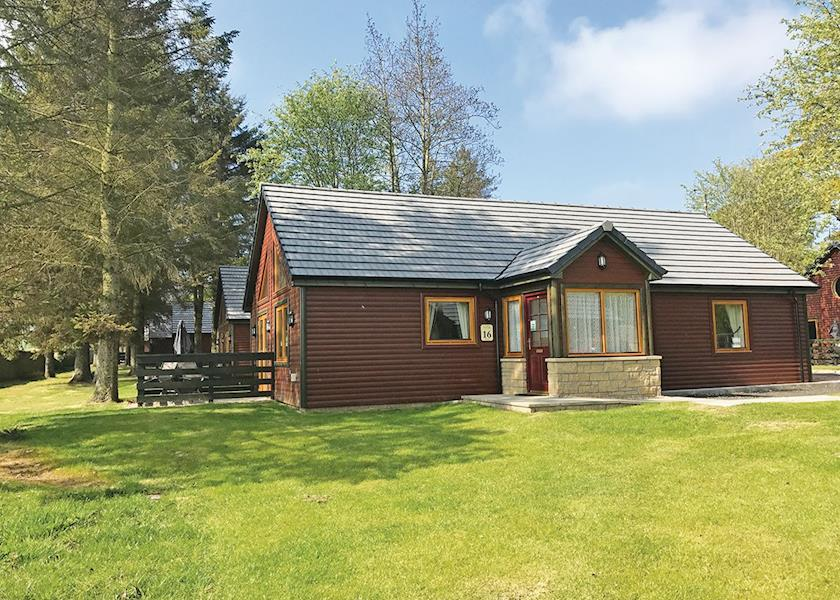 St Andrews Forest Lodges