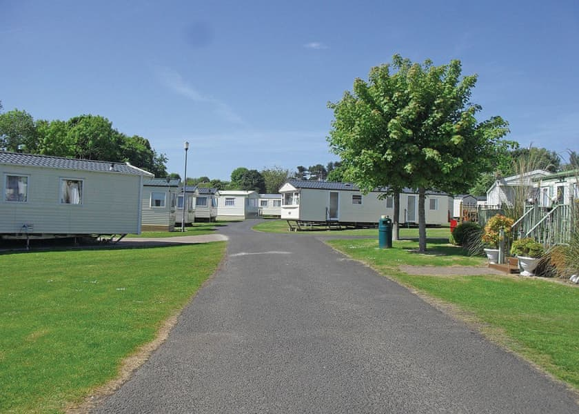 Scoutscroft Leisure Park - Holiday Park in Eyemouth, Berwickshire, Scotland