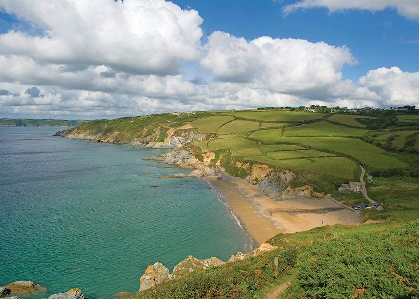 Seaview Gorran Haven - Holiday Park in St Austell, Cornwall, England