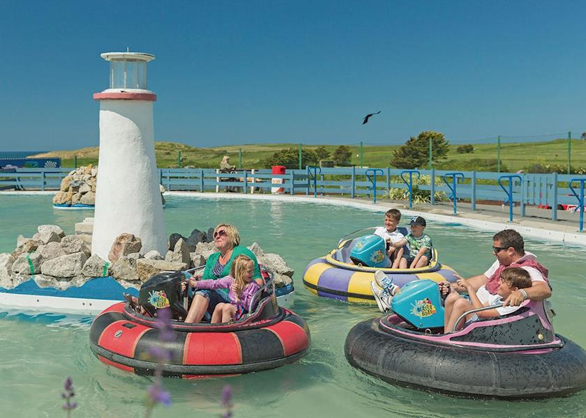 Trevornick Holiday Park - Holiday Park in Newquay, Cornwall, England