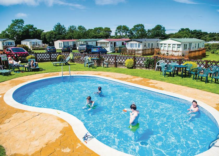 The Village Holiday Park - Holiday Park in New Quay, Ceredigion, Wales