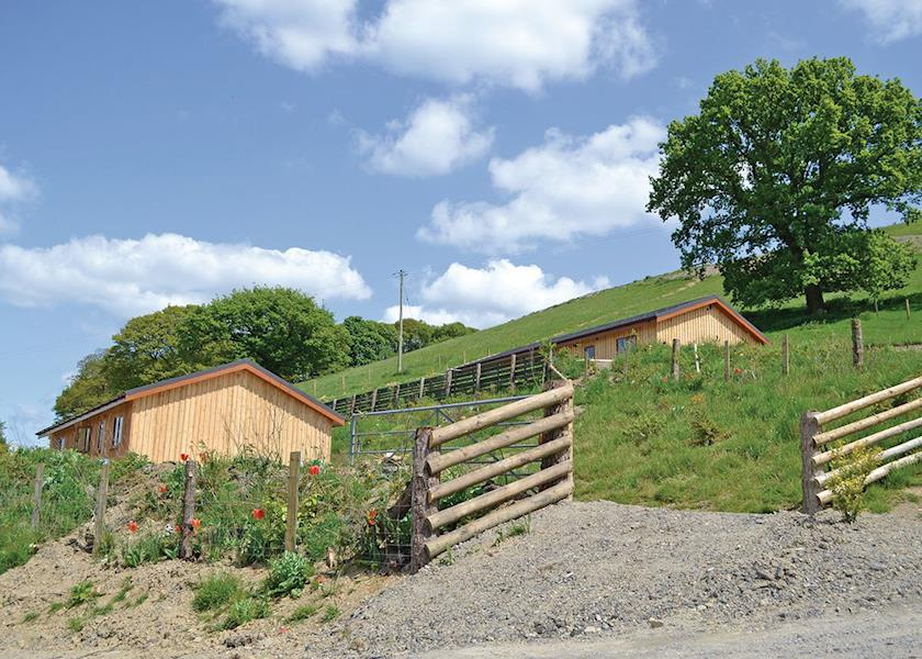 Valley View Retreat - Holiday Park in Llanidloes, Powys, Wales