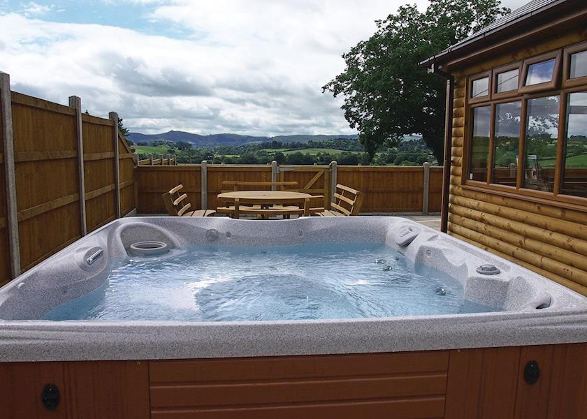 Heart Of Wales Lodges - Holiday Park in Llandrindod Wells, Powys, Wales