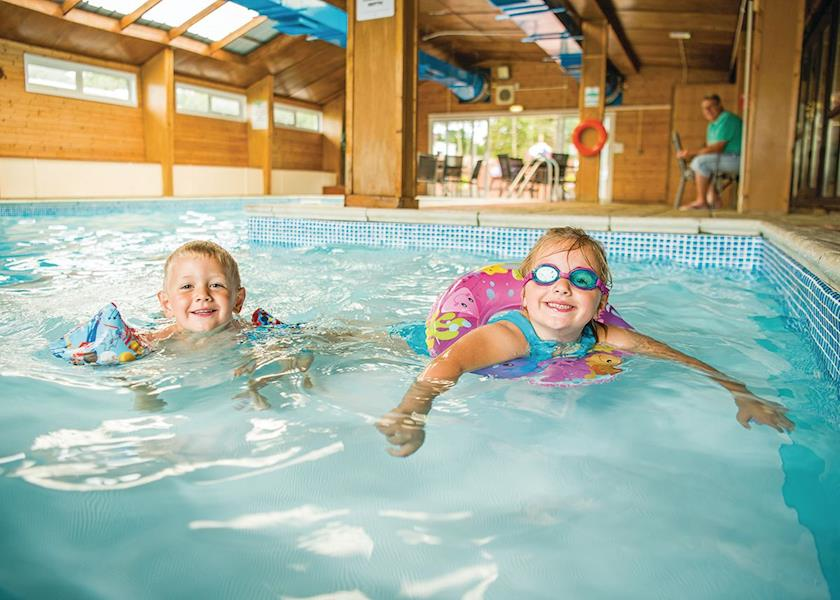 Woodland Vale Holiday Park - Holiday Park in Narberth, Pembrokeshire, Wales