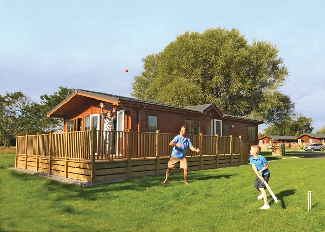 Sandy Glade Holiday Park - Holiday Park in Burnham On Sea, Somerset, England