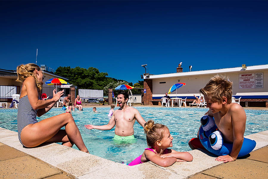 Broadland Sands Holiday Park - Holiday Park in Lowestoft, Suffolk, England