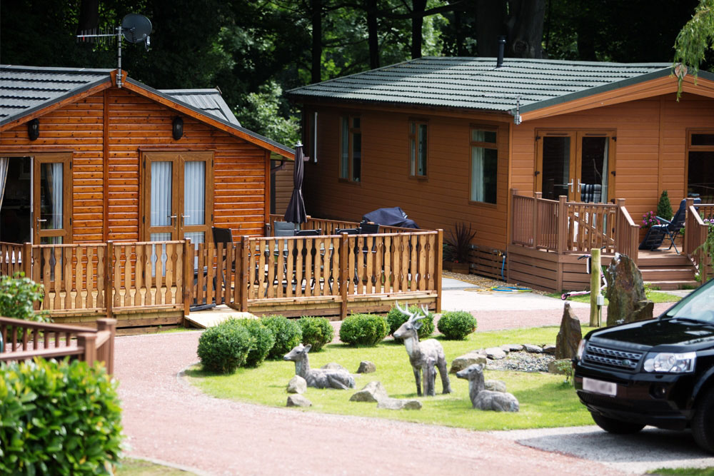 Crook O'Lune Caravan Park - Holiday Park in Caton, Lancashire, England
