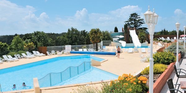 Le Pin Parasol - Holiday Park in Lac du Jaunay, Loire, France