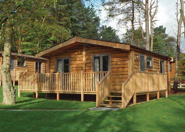 Marwell Lodges