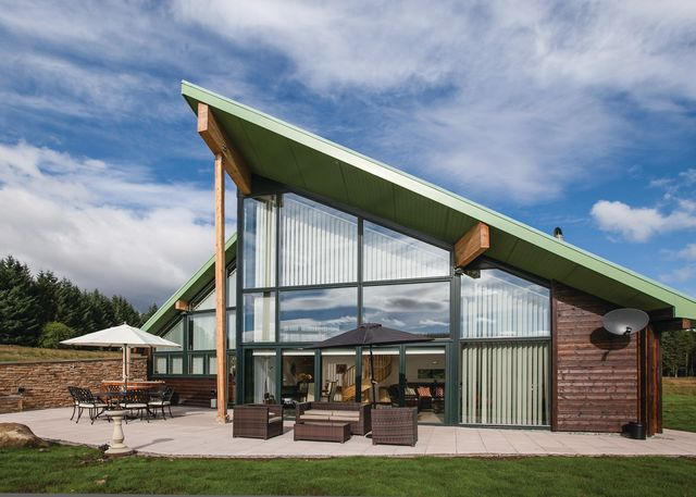 Straker Lodges - Holiday Park in Kielder Water, Northumberland, England