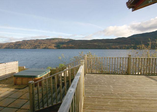 Loch Ness Highland Park - Holiday Park in Invermoriston, Highlands, Scotland