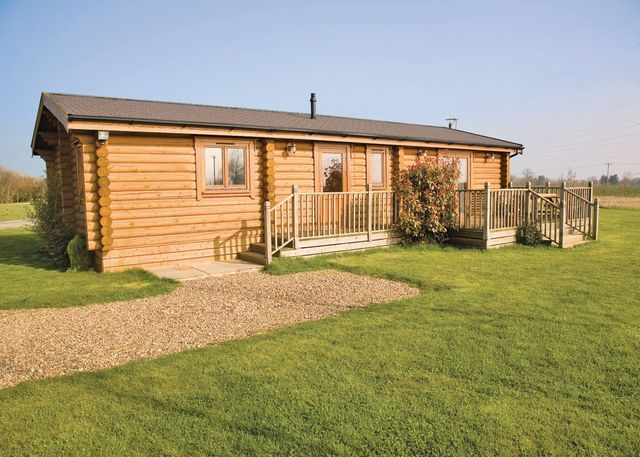 Laxfield Lodges - Holiday Park in Woodbridge, Suffolk, England