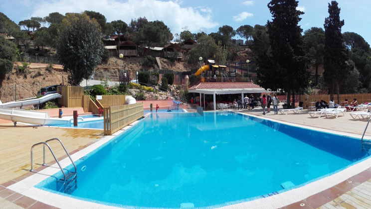Canyelles Campsite - Just one of the great holiday parks in Costa Brava, Spain
