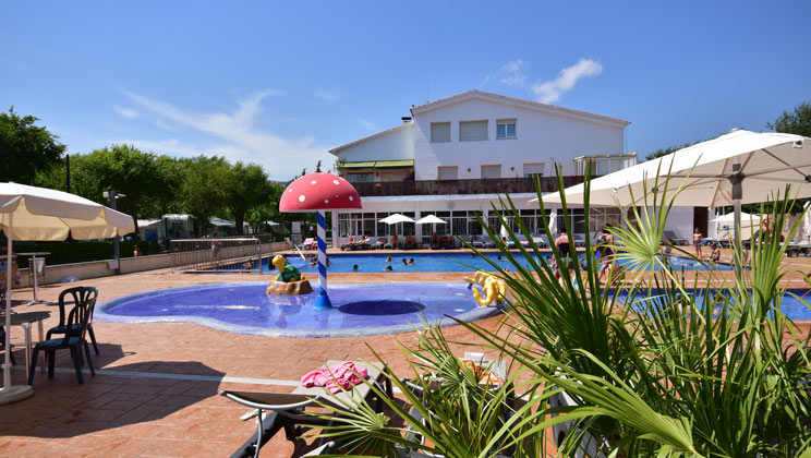 Caballo de Mar Campsite - Just one of the great holiday parks in Costa Brava, Spain