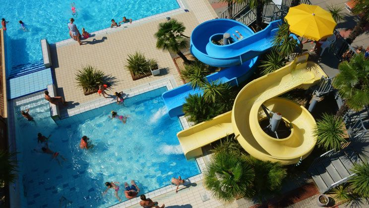 Portofelice Camping Village - Holiday Park in Eraclea Mare, Adriatic-Coast, Italy