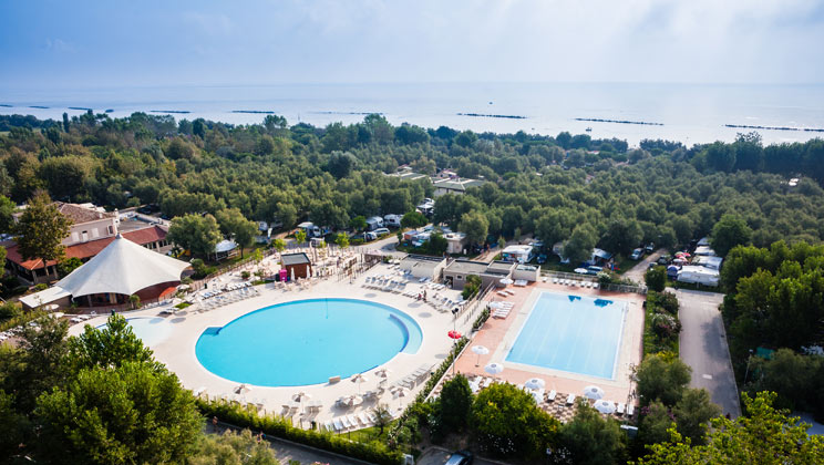 Vigna sul Mar Campsite - Just one of the great holiday parks in Adriatic Coast, Italy