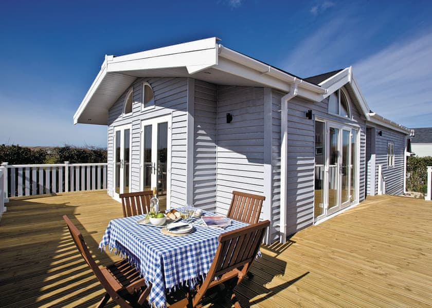 The Towans Lodges - Holiday Park in St. Merryn, Cornwall, England