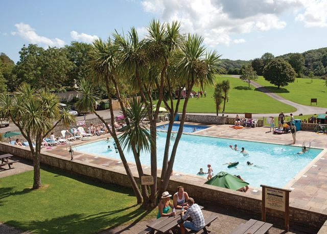 Whitehill Country Park - Holiday Park in Paignton, Devon, England