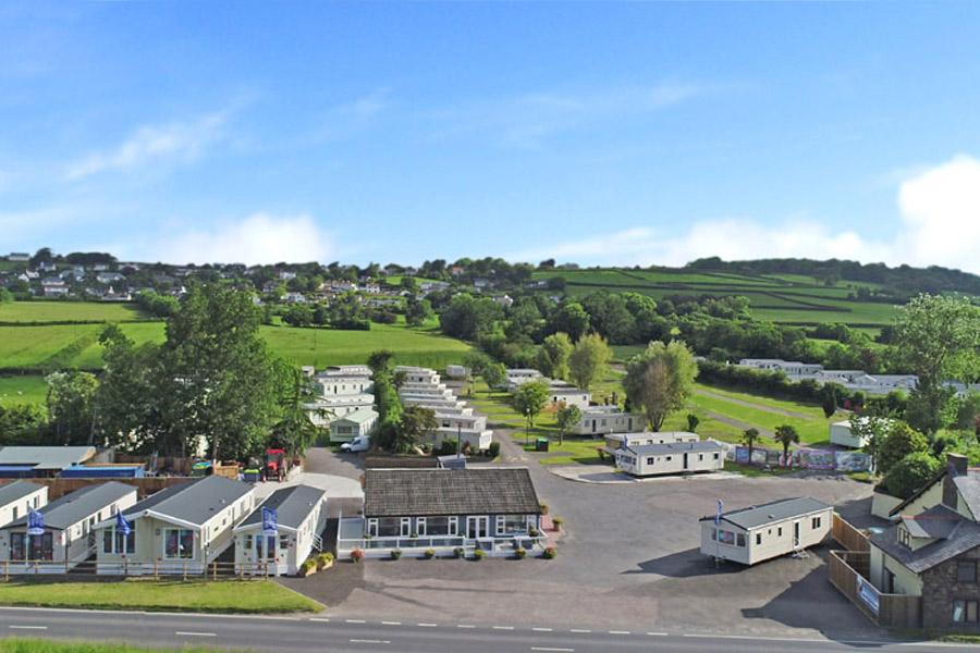 Tarka Holiday Park - Holiday Park in Barnstaple, Devon, England