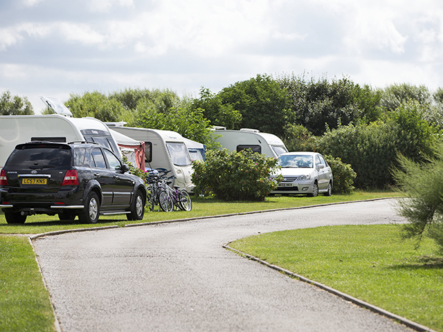 Skipsea Sands Touring Park - Holiday Park in Skipsea, Yorkshire, England