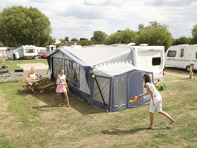 Highfield Grange Touring Park - Holiday Park in Clacton On Sea, Essex, England