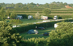 Salcombe Regis Camping and Caravan Park - Holiday Park in Sidmouth, Devon, England
