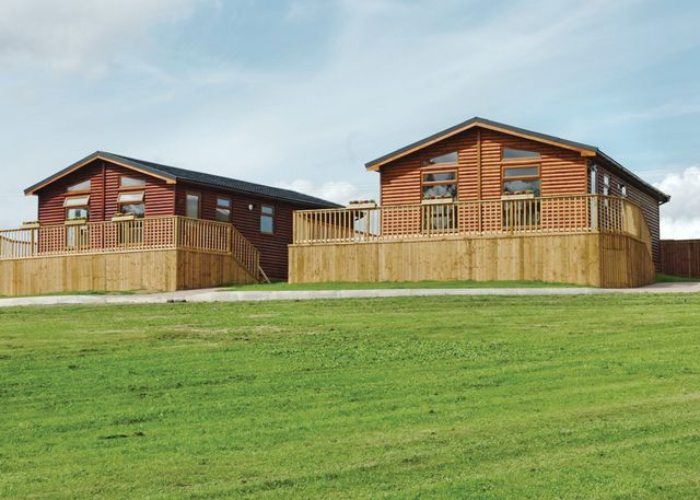 Weston Wood Lodges - Holiday Park in Weston on Trent, Derbyshire, England