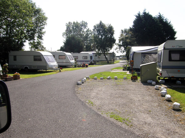 Tanglewood Caravan Park - Holiday Park in Silloth, Cumbria, England