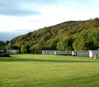 Maes Glas Caravan Park - Holiday Park in Llandysul, Ceredigion, Wales