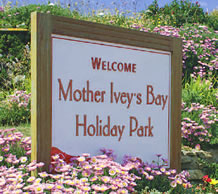 Mother Ivey's Bay Holiday Park - Holiday Park in Padstow, Cornwall, England