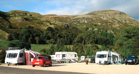 Witches Craig Caravan and Camping Park - Holiday Park in Stirling, Stirling, Scotland