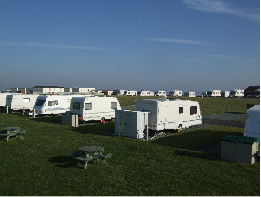 South End Caravan Park - Holiday Park in Barrow In Furness, Cumbria, England