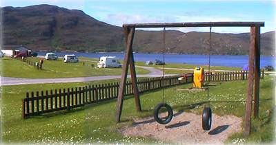 Broomfield Holiday Park - Holiday Park in Ullapool, Highlands, Scotland