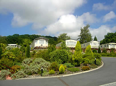 Cenarth Falls Holiday Park - Holiday Park in Newcastle Emlyn, Ceredigion, Wales