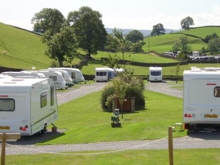 Ashes Exclusively Adult Caravan Park - Holiday Park in Kendal, Cumbria, England