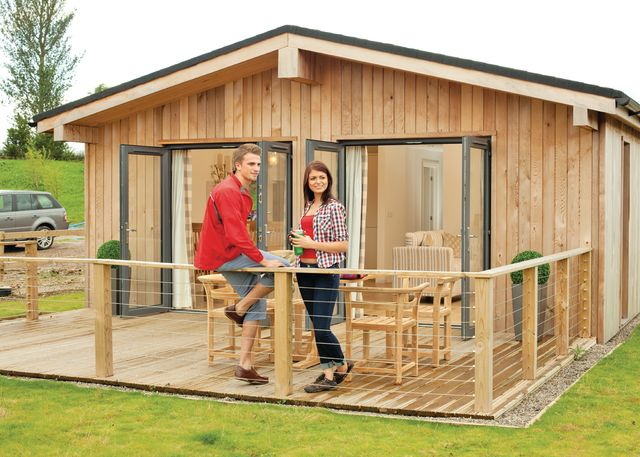 West Tanfield Lodges - Holiday Park in West Tanfield, Yorkshire, England
