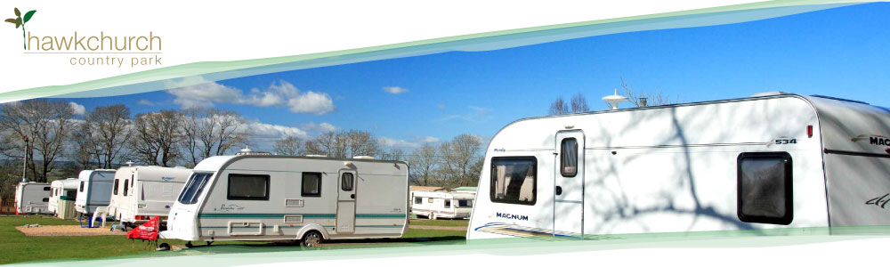 Hawkchurch Country Park - Holiday Park in Axminster, Devon, England
