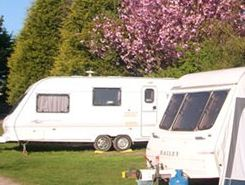 Trethiggey Touring Park - Holiday Park in Newquay, Cornwall, England