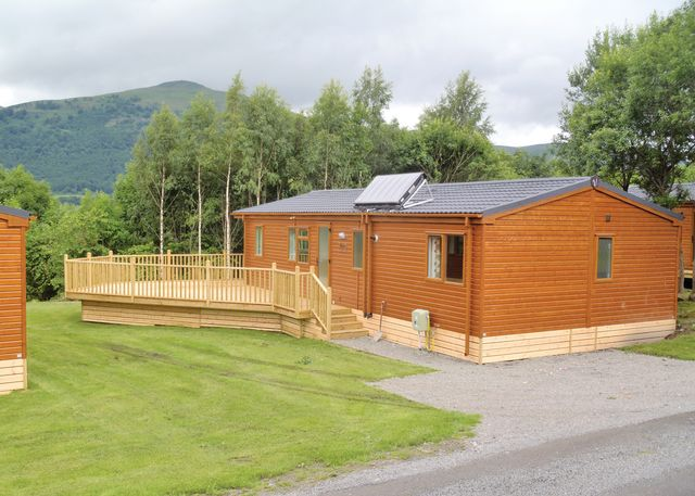 The Woods - Holiday Park in Alva, Stirling, Scotland