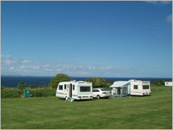 Tantallon Caravan and Camping Park - Holiday Park in North Berwick, Lothian, Scotland