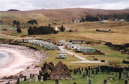 Gruinard Bay Caravan Park - Holiday Park in Laide, Highlands, Scotland